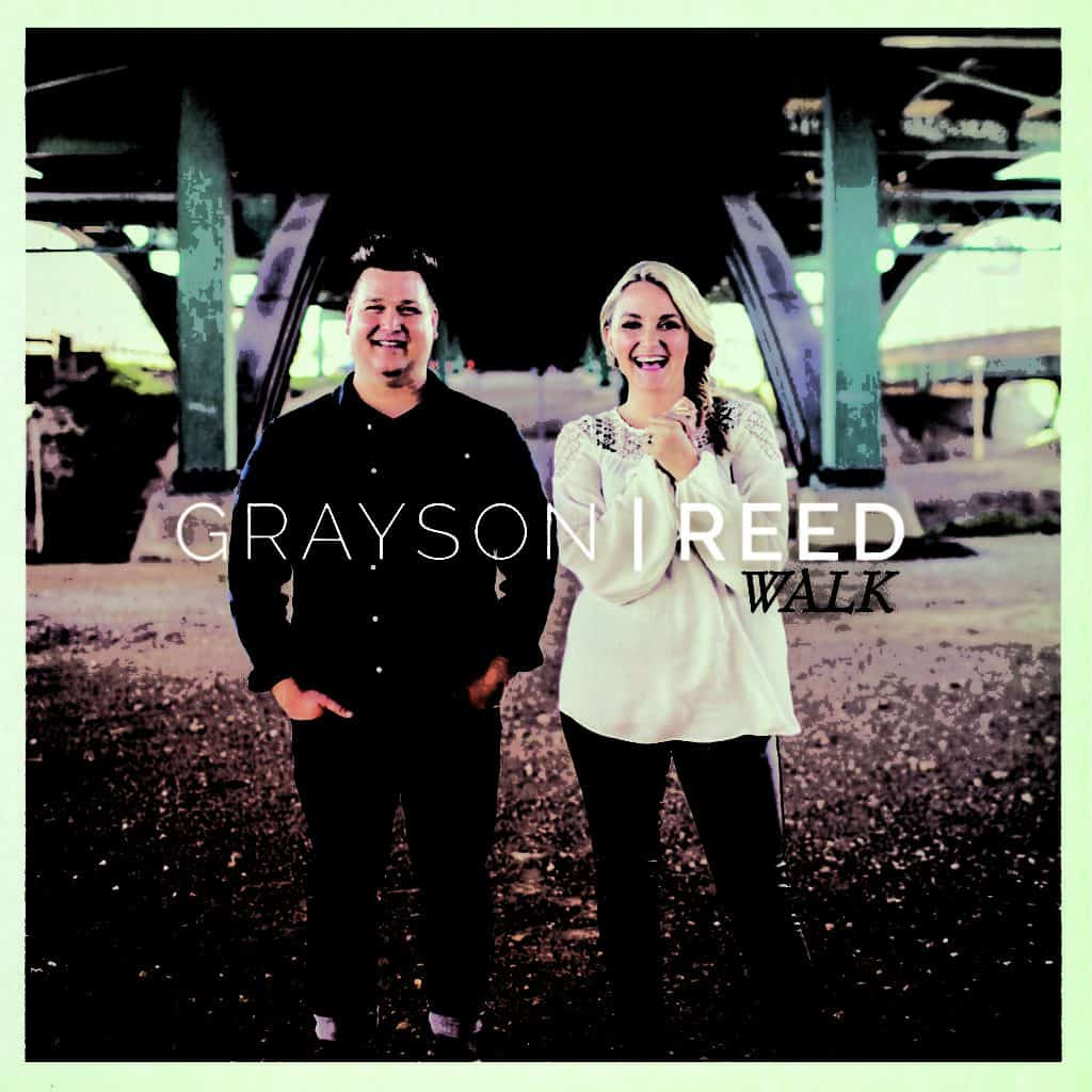 GRWalkCMYK - Mikeschair Lead Singer and Hit Songwriting Wife Create Grayson|Reed
