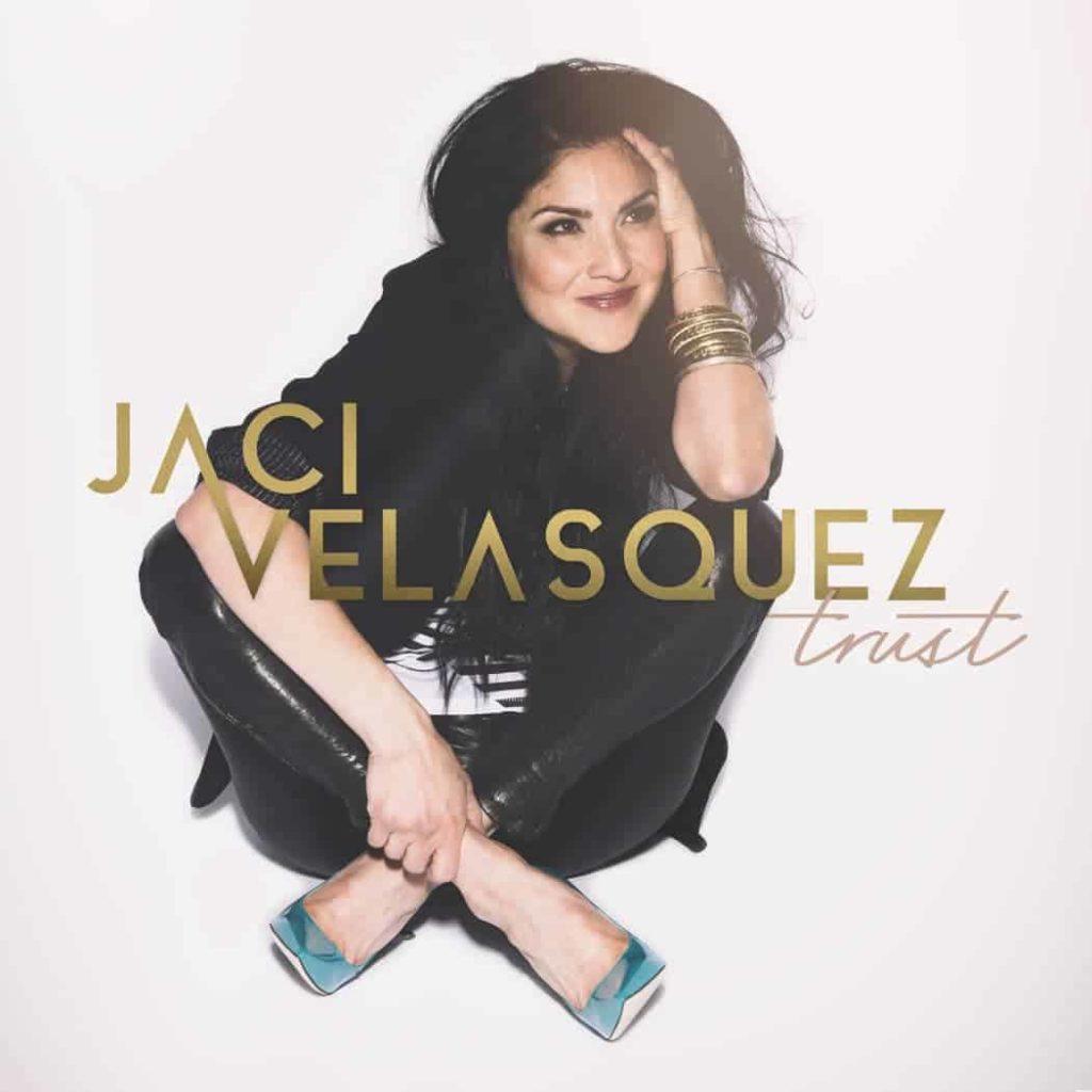 Jaci Velasquez Trust cover 1024x1024 - Jaci Velasquez Releases New Album, Trust/Confio, On Trusting God