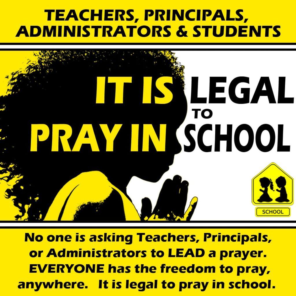 Pray in School